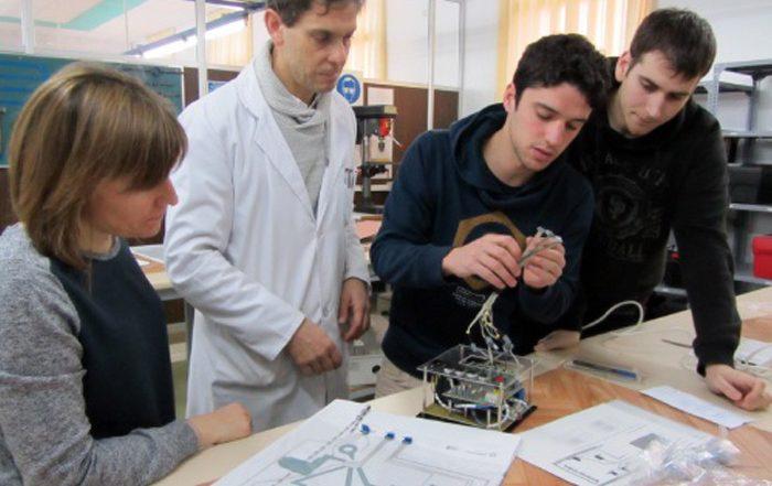Presentación del proyecto innovador IMPRESION DE DISPOSITIVOS ELECTROLUMINISCENTES