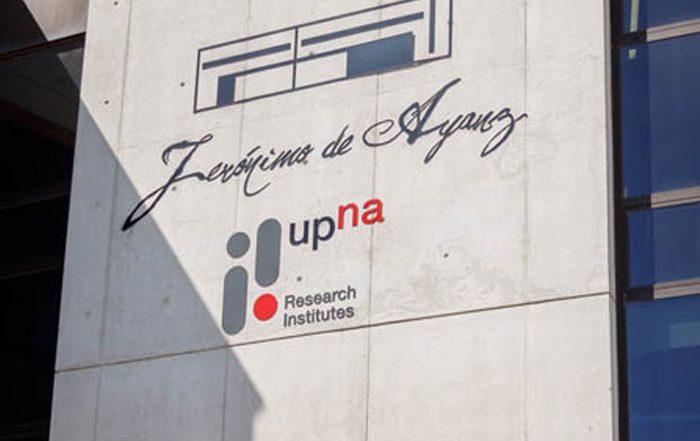 Jornada de Presentación del Clúster en el Instituto INAMAT de la UPNA