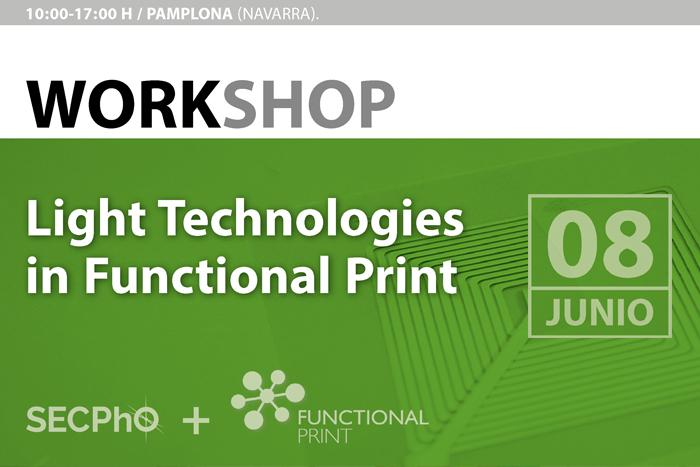 Jornada: Light Technologies in Functional Print