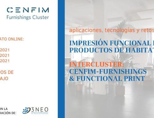 (MARZO) Interclúster Identificación de Retos y Oportunidades: CENFIM FURNISHINGS & FUNCTIONAL PRINT