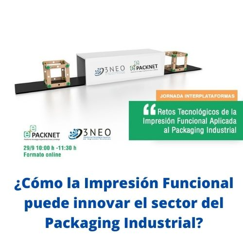 ¿Cómo la Impresión Funcional puede innovar el sector del Packaging Industrial